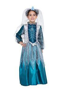 Squelette Queen, Petite, Halloween, Les Filles (ou Garçons!) Fancy Dress-afficher Le Titre D'origine