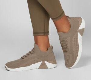 SKECHERS A-LINE - RIDER, scarpe da ginnastica donna Taupe, Slip on Woman, 68834