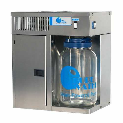Mini Classic CT Pure Water Distiller 46998 portable Countertop + 8 FILTERS Libre