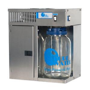 Mini-Classic-CT-Pure-Water-Distiller-46998-Portable-Countertop-8-FILTERS-FREE