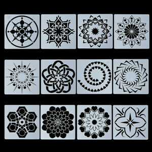Stamp-Painting-Template-Layering-Stencils-Scrapbooking-Crafts-Mandala-Auxiliary