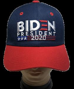 Unisex Curved Joe Biden for President 2020 Baseball Cap Profile Fit All Cotton Adult Cap