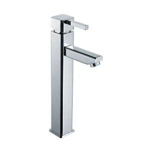 image is loading mitigeur robinet contemporain haut droit p vasque poser - Mitigeur Haut Vasque