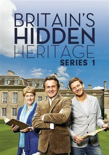 1 of 1 - Britain's Hidden Heritage - Series 1 - New & Sealed All Region DVD - FREE POST