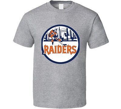 New York Raiders Wha Hockey T Shirt