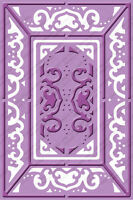 Cuttlebug Embossing Plus Lace Door Cut And Emboss A2 Size