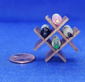 Dollhouse-Miniature-Wine-Rack-1-12-Scale