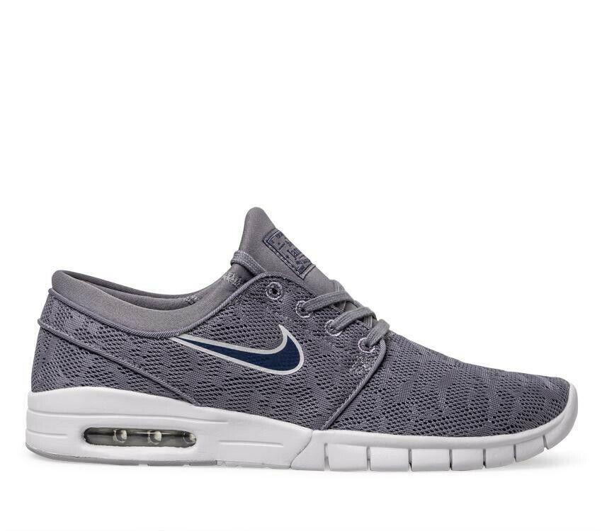 official photos 273e8 fe700 Nike SB Stefan Janoski Max UK 4.5 EUR 37.5 Gunsmoke bluee Void 631303 026