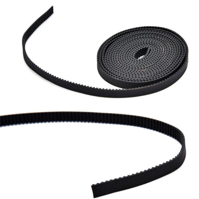 Open End RepRap GT2 Timing Belt 6mm Wide 2mm Pitch 2GT For Pulley 3D Printer ESC
