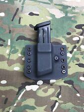 Black Kydex H&K HK VP9 P30 Single Magazine Carrier