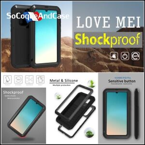 Etui-Coque-Antichocs-incassable-LOVE-MEI-Shockproof-Case-HUAWEI-P30-Lite-Pro