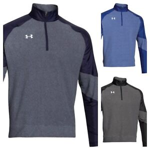 NWT-Under-Armour-Men-039-s-Performance-Fleece-1-4-Zip-Pullover-SELECT-SIZE-amp-COLOR