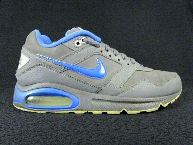 Nike Air Max Navigate Trail Hiking Men's Shoes Size 9 Gray Blue (456977 004)