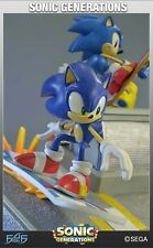 Sonic Generations Diorama Statue - First 4 Figures / Sega -  Sonic The Hedgehog