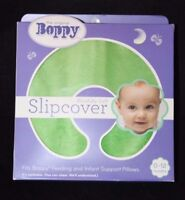 The Original Boppy Blissfully Soft Slipcover -green