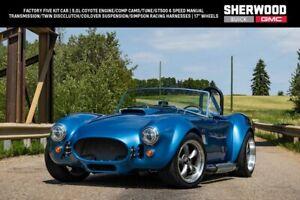 1966 Shelby AC Cobra 5.0L 6 Speed
