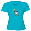 Juniors-Girl-Women-Vneck-Tee-T-Shirt-Gift-Star-Wars-R2D2-C-3PO-Robot-Droid-Rebel thumbnail 11