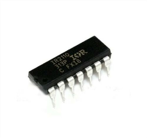 5 Stücke IR2110PBF IR2110 DIP-14 Ir Fühlt Fahrer Chip xv