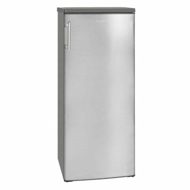Kühlschrank 1430 mm hoch Weiß EXQUISIT KS325-4A+G A+ Standgerät
