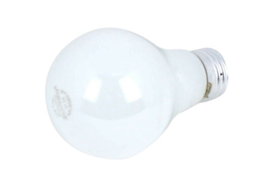 Bulbrite 53W 120V Halogen A19 Soft White Bulb 2 Pack