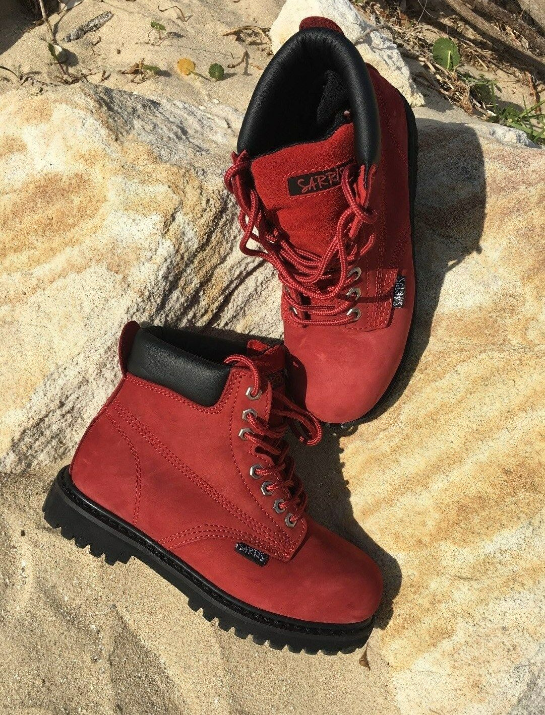 Womens Safety Work Boots - Steel Toe Cap