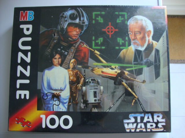 puzzle star wars 100 pièces