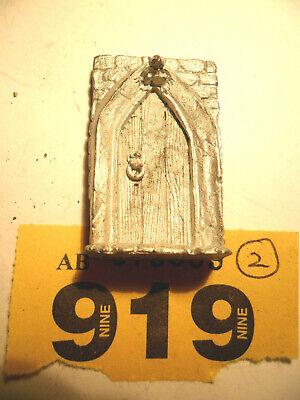 Bello Cittadella Arcano Architettura Metal Dungeon Porta Impero Mordheim Sigmar Y919-mostra Il Titolo Originale Vuoi Comprare Alcuni Prodotti Nativi Cinesi?