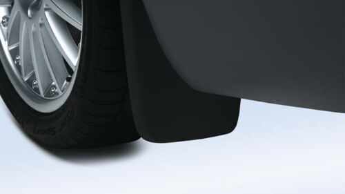 Mudflap A6 4G C7 Limousine und Avant vorne 4G0075111 Audi Schmutzfänger