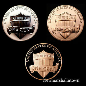 2019 P+D+W+W+W+S Lincoln Reverse Proof BU /& PD from Mint Set Proof