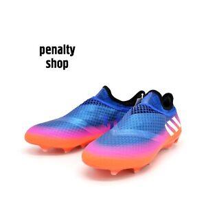 detailed look 7f41a 576f9 Image is loading Adidas-Messi-16-Pureagility-FG-AG-BB1871-RARE-