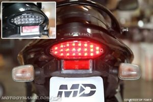 1999-2007-Suzuki-Hayabusa-amp-2003-2006-Katana-Sequential-LED-Tail-Light-Smoke