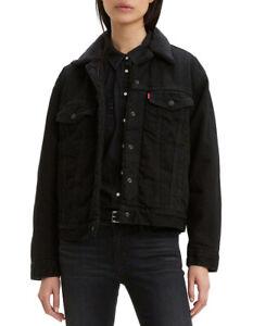 Levi's Ex-Boyfriend Sherpa Trucker Jacket