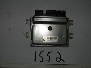 2008-08-NISSAN-SENTRA-COMPUTER-BRAIN-ENGINE-CONTROL-ECU-ECM-MODULE-UNIT