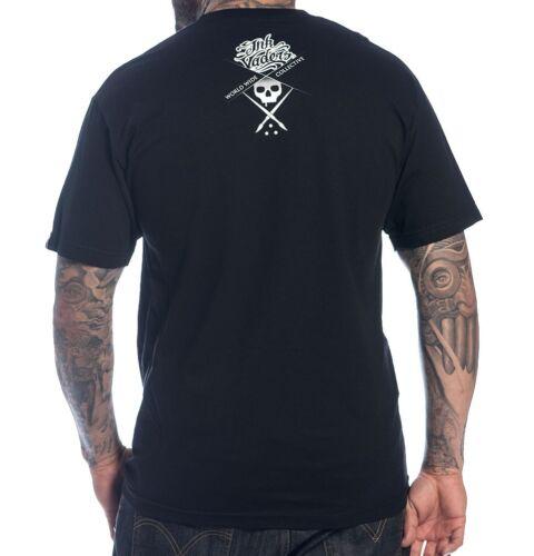 Printemps /'14 Sullen Clothing Mer Crâne Nguyen Art Tatouage Punk T-Shirt S-5XL