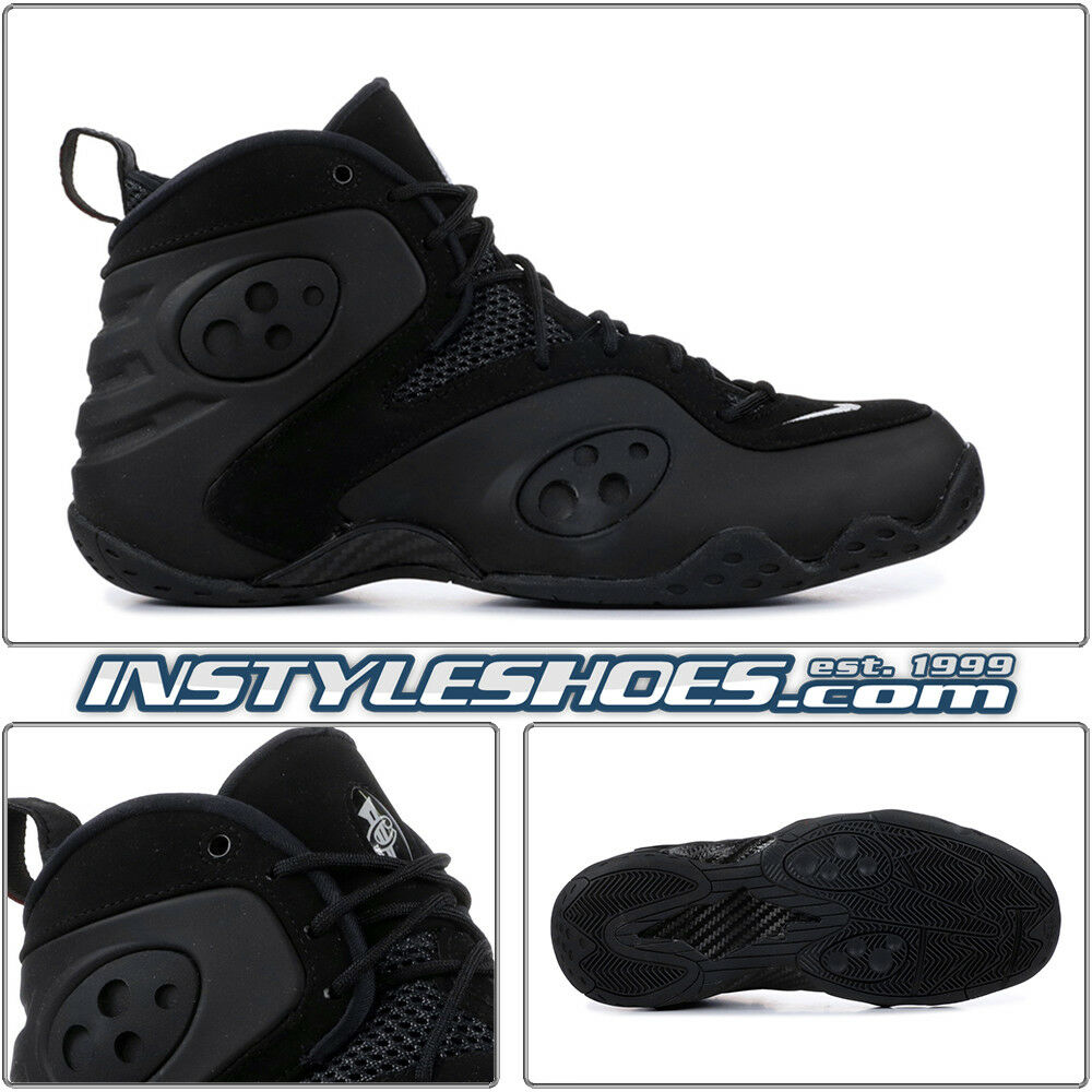Nike zoom - rookie - schwarz - weiße penny penny penny foamposite bq3379-002 262f79