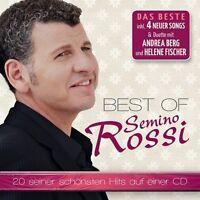 SEMINO ROSSI - BEST OF  CD NEU