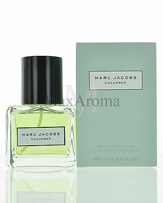 Cucumber by Marc Jacobs Eau de Toilette 3.4 oz 100 ml Spray Women