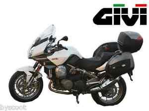 Support Fixings GIVI APRILIA Mana 850 / GT motorrad top case gps ...