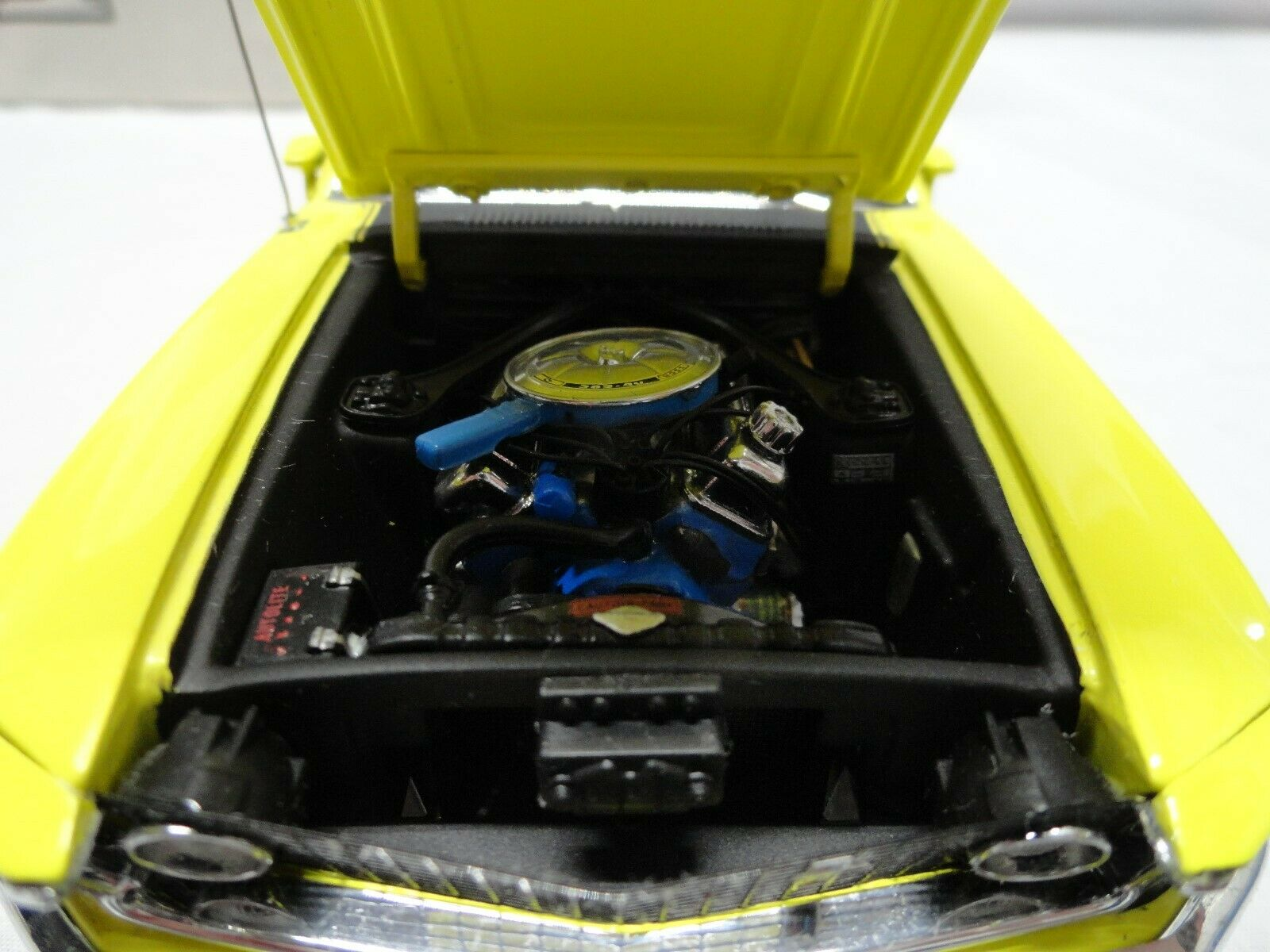 Franklin Mint 1969 Ford Mustang Boss 302 Fastback For Sale Online Ebay