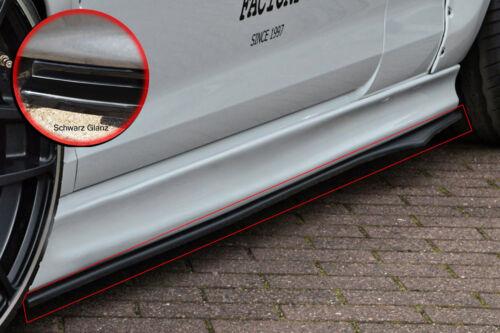 Cup2 retrasadas seitenschwerter ABS kia optima sportswagon brillo negro