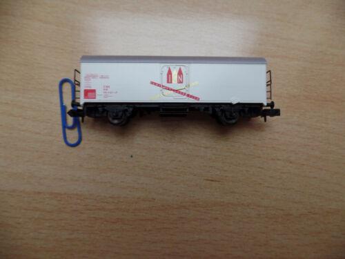 Spur N NEU Güterwagen Kühlkontänerwagen Arnold Vitrienenmodel