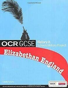 Gcse-ocr-a-Shp-Elizabethan-England-Student-Book-by-Roberts-Colette