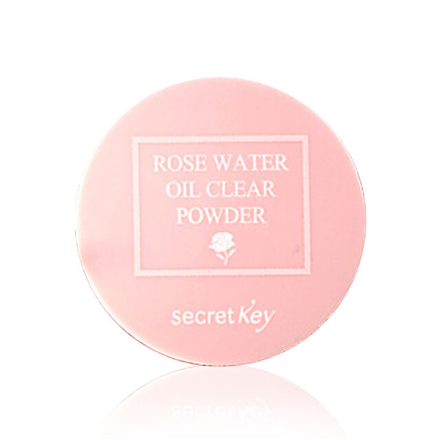 [SECRET KEY] Rose Water Oil Clear Powder 5g / Sebum Controlling
