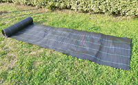 20 Year Landscape Weed Barrier Weed Barrier Block Fabric 3.0oz Ground Cover
