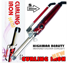 Professional Create NEW Advance Curling Story Iron S-Size(20mm) MADE IN KOREA