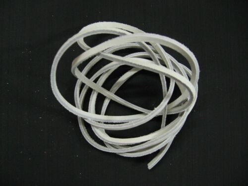 """1 Pair Rawhide Leather Lace 72/"""" X 1//8/"""" Boat Shoelaces,Hiking Boot Laces 2 Laces"""