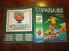 ALBUM DI FIGURINE PANINI CALCIATORI ESPANA 82 CON 48 FIGURINE