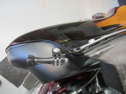 USA Go Pro Hero mount fits Harley-Davidson 96-13 batwing fairings Ultra Classic