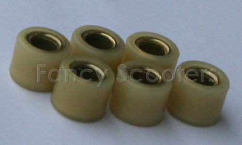 Gy6 50cc Variation Rollers FOR ROKETA,SUNL,TAO TAO,BMS 50CC GAS SCOOTERS