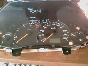Dettagli Su Quadro Strumenti Ford Focus 2002 Tdci